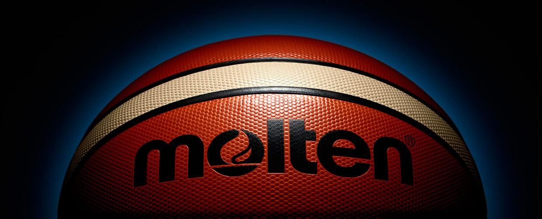 Molten banner - Nordic Basketball