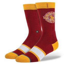 NBA Hardwood Team Sock - Cleveland Cavaliers