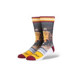 Stance Socks / Sokker NBA King James LeBron James Cleveland Cavaliers - Nordic Basketball
