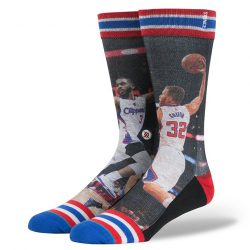 NBA Legends Sock - Paul & Griffin