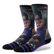Stance Socks / Sokker NBA Tracy McGrady Toronto Raptors Legende - Nordic Basketball