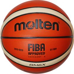 Molten GM6X Basketball bold - Nordic Basketball