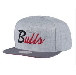 Mitchell & Ness NBA Chicago Bulls Snapback Cap Kasket - Nordic Basketball
