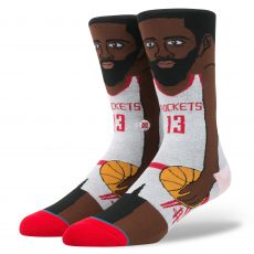 James Harden Sokker Stance