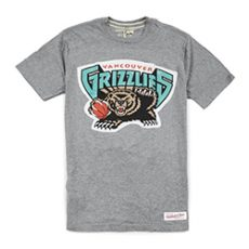 Vancouver Grizzlies NBA T-Shirt - Mitchell and Ness - Nordic Basketball