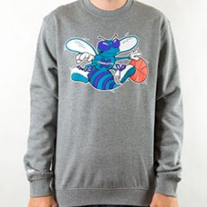 Charlotte Hornets NBA Crew - Mitchell and Ness - Nordic Basketball