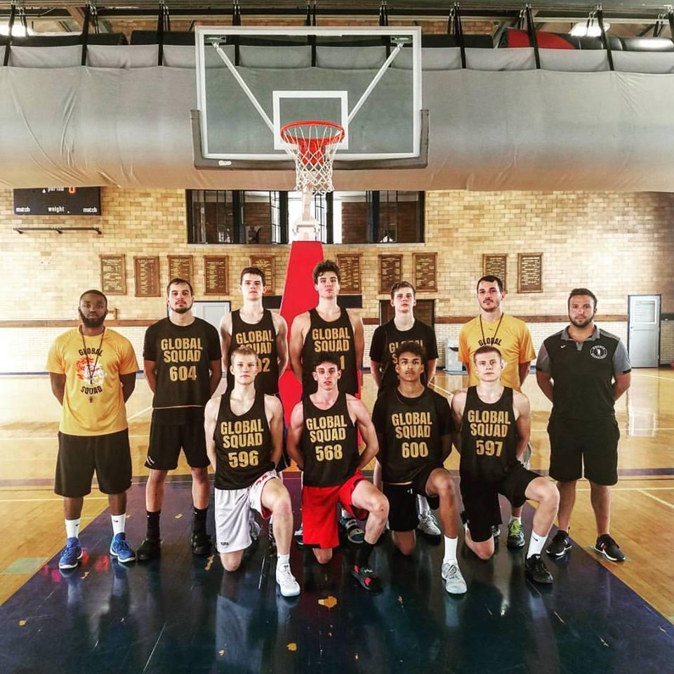 Global Squad - Nordic Basketball