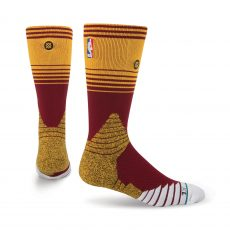 NBA Oncourt Core Crew Cavs - Stance - Nordic Basketball
