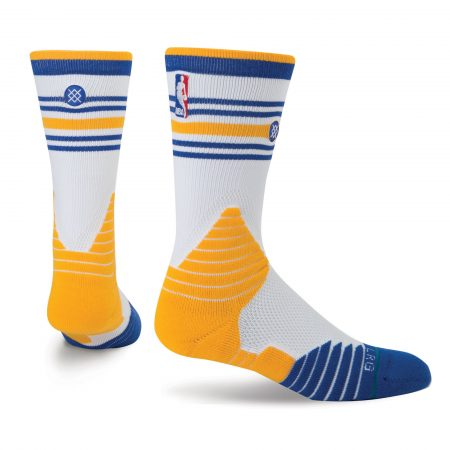 NBA Oncourt Core Crew Warriors - Stance - Nordic Basketball