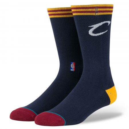NBA Oncourt Logo Crew Cavs - Stance - Nordic Basketball