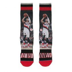Stance Socks / Sokker NBA Damian Lillard Portland Trailblazers - Nordic Basketball