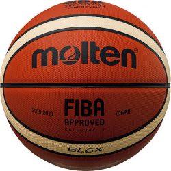 Molten GL6X Basketball Bold - Nordic Basketball