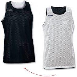 Joma Reversible basketball trøje til træning - Sort Hvid - Nordic Basketball