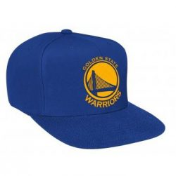 Mitchell & Ness NBA Golden State Warriors Snapback Kasket Cap - Nordic Basketball