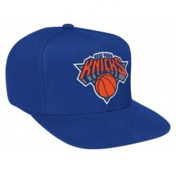 Mitchell & Ness NBA New York Knicks Snapback Cap Kasket - Nordic Basketball