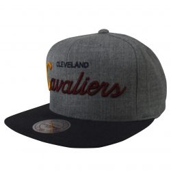 Mitchell & Ness NBA Cleveland Cavaliers Snapback Cap Kasket - Nordic Basketball