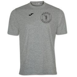 Joma Nordic Basketball T-shirt - Grå
