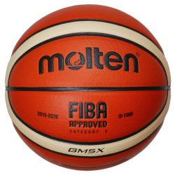 Molten GM5X Basketball bold - Nordic Basketball