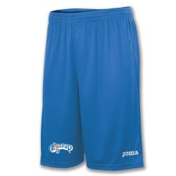 Glostrup Basket blå shorts officielle - Nordic Basketball