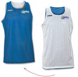 Glostrup Basket vendbar trøje til basket træning - Nordic Basketball