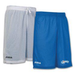 Glostrup Basket vendbare shorts til basket træning - Nordic Basketball