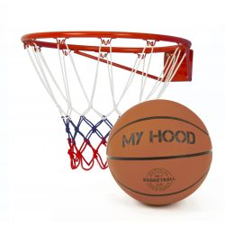 my hood basketkurv og bold - Nordic Basketball