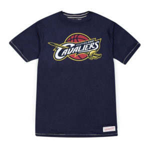 Cleveland Cavaliers NBA T-Shirt - Mitchell and Ness - Nordic Basketball