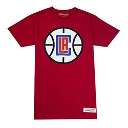 Los Angeles Clippers NBA T-Shirt - Mitchell and Ness - Nordic Basketball
