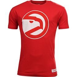 Atlanta Hawks NBA T-shirt - Mitchell and Ness - Nordic Basketball