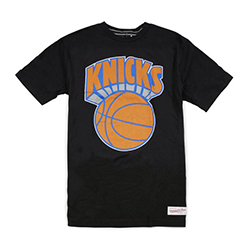 New York Knicks NBA T-Shirt - Mitchell and Ness - Nordic Basketball