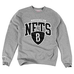 Brooklyn Nets NBA Crew - Mitchell and Ness - Nordic Basketball
