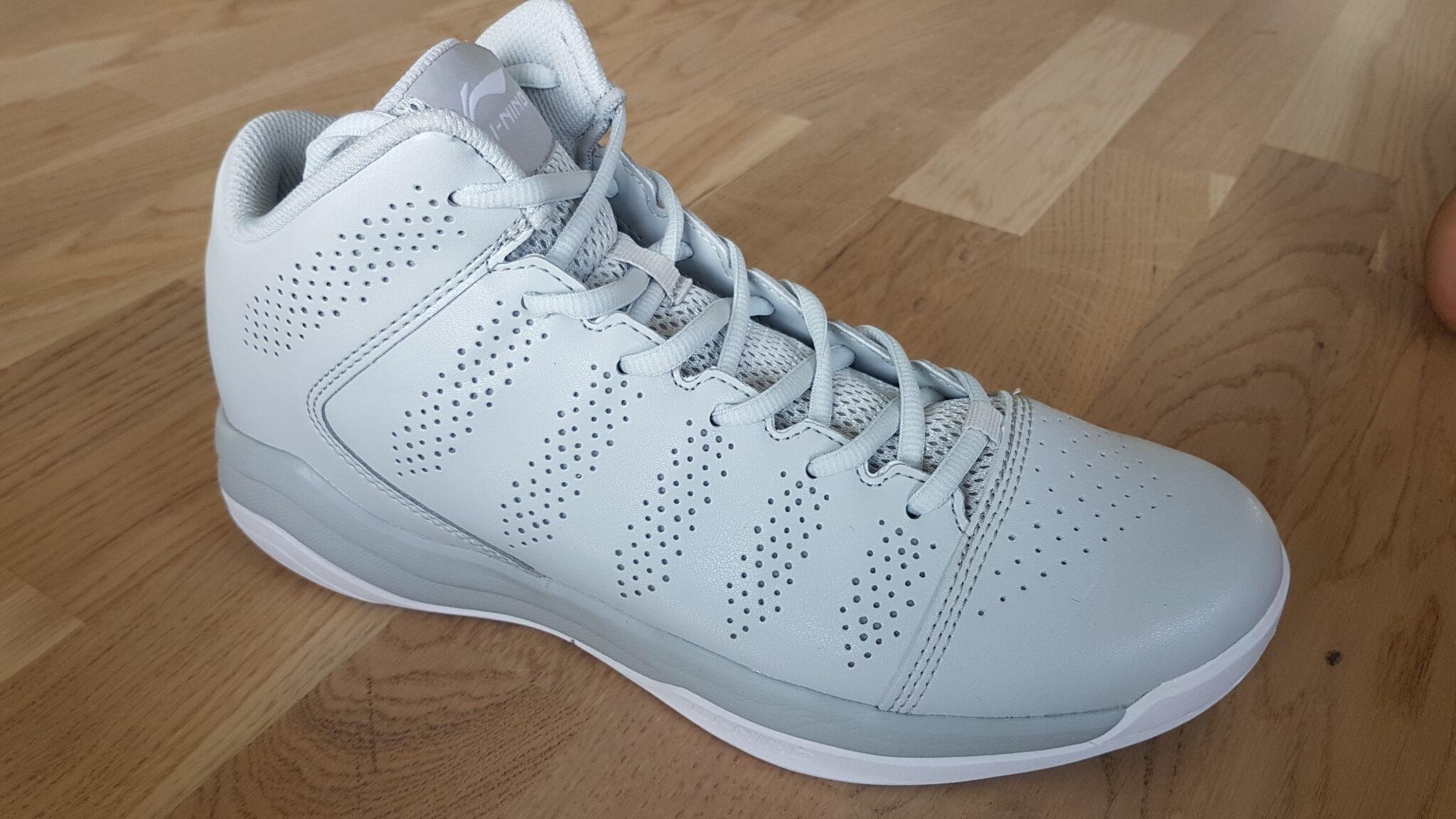 Produkttest: Li Ning Basketball sko AllRound   Nordic Basketball