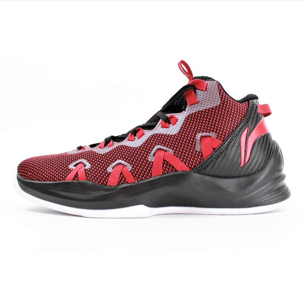 WAYOFWADE On Court Red Basketball Sko