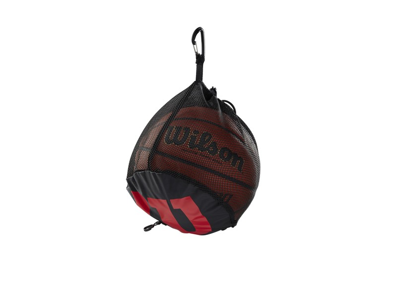 Wilson Ball Bag – Med krog
