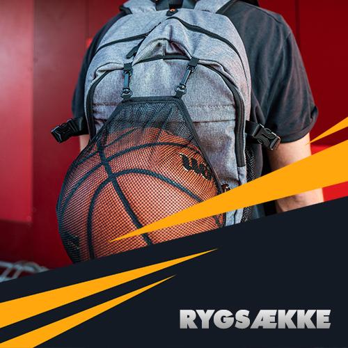 basketball rygsæk