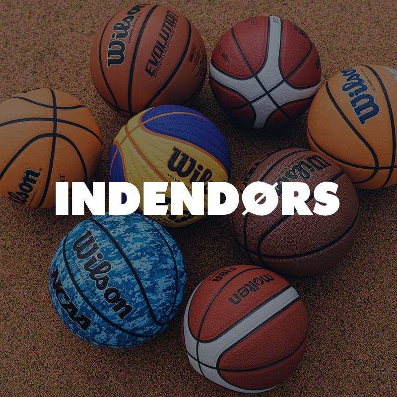 Indendørs Basketbolde